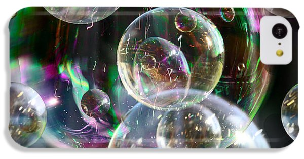 Bubbles And More Bubbles IPhone 5c Case by Nareeta Martin