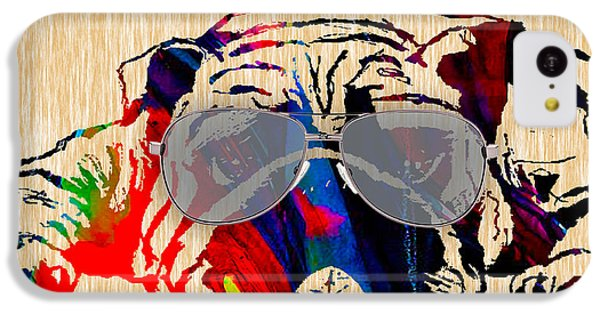 Bulldog Collection IPhone 5c Case