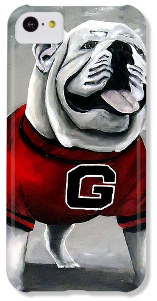 Uga Bullog Damn Good Dawg IPhone 5c Case