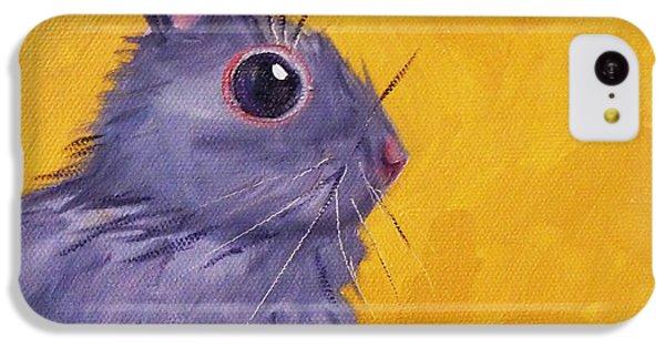 Bunny IPhone 5c Case by Nancy Merkle