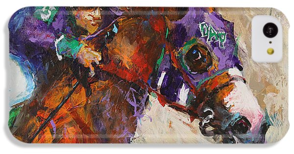 Horse iPhone 5c Case - California Chrome by Ron and Metro