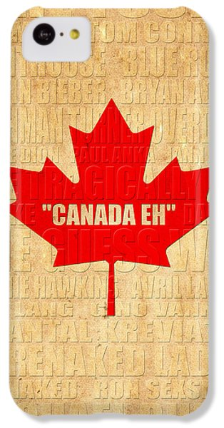 Canada Music 1 IPhone 5c Case