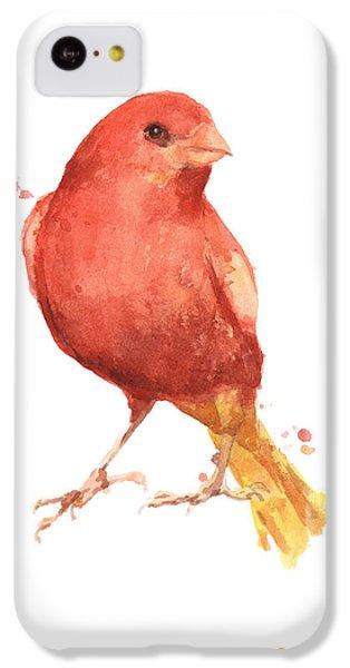 Canary Bird IPhone 5c Case