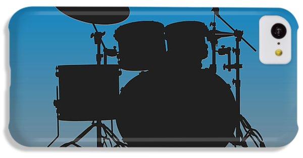 Carolina Panthers Drum Set IPhone 5c Case by Joe Hamilton