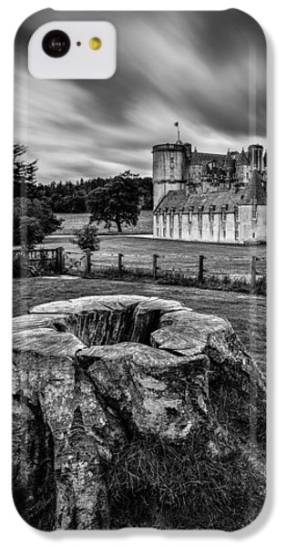 Castle Fraser IPhone 5c Case by Dave Bowman