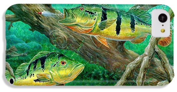 Catching Peacock Bass - Pavon IPhone 5c Case