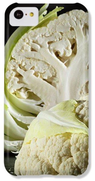 Cauliflower IPhone 5c Case by Aberration Films Ltd