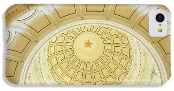 Ceiling Of The Dome Of The Texas State IPhone 5c Case by Panoramic Images