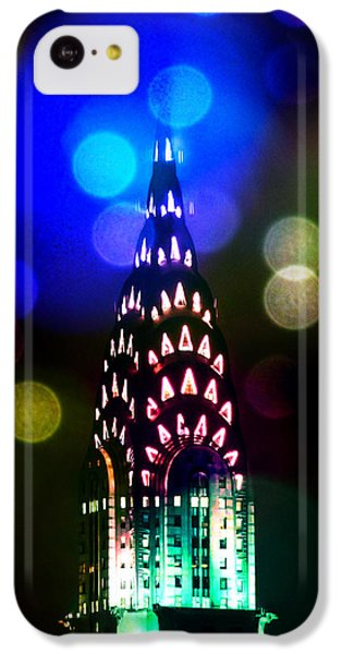 Celebrate The Night IPhone 5c Case by Az Jackson