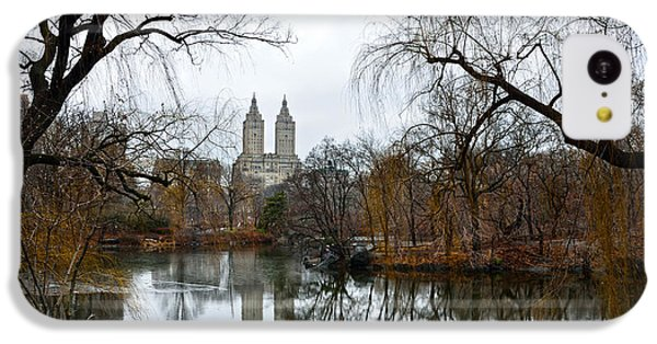 Central Park And San Remo Building In The Background IPhone 5c Case by RicardMN Photography