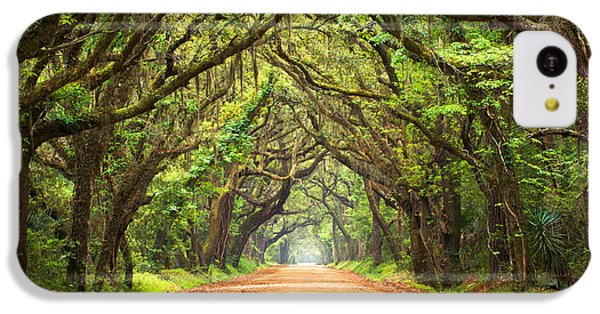 Charleston Sc Edisto Island - Botany Bay Road IPhone 5c Case