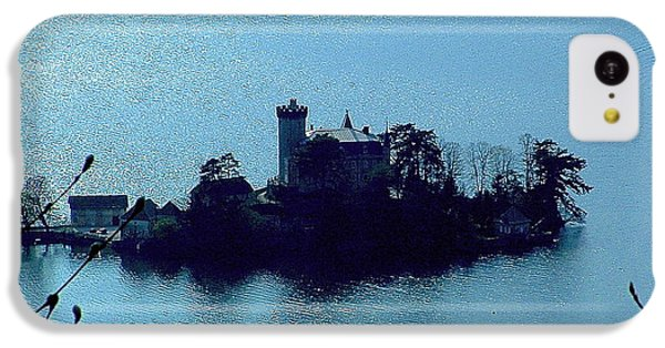 Chateau Sur Lac IPhone 5c Case