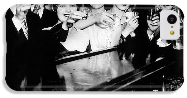 Cheers To You IPhone 5c Case by Jon Neidert