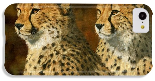 Cheetah Brothers IPhone 5c Case