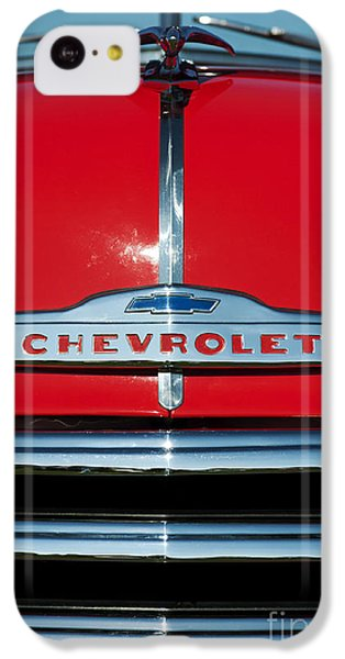 Chevrolet 3100 1953 Pickup IPhone 5c Case by Tim Gainey