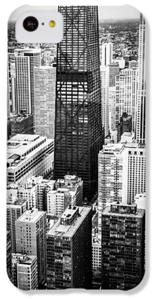 Chicago Aerial Vertical Panoramic Picture IPhone 5c Case