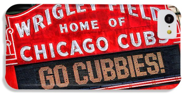 Chicago Cubs Wrigley Field IPhone 5c Case
