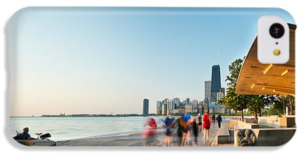 Chicago Lakefront Panorama IPhone 5c Case