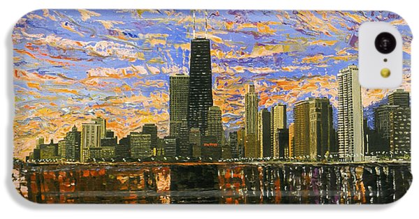 Chicago IPhone 5c Case