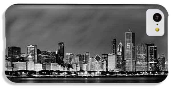 Chicago Panorama At Night IPhone 5c Case