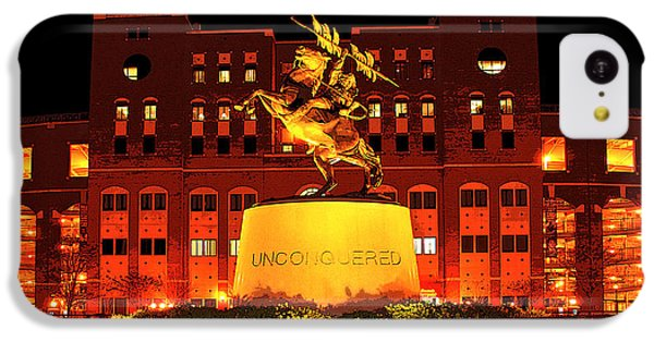 Chief Osceola And Renegade Unconquered IPhone 5c Case