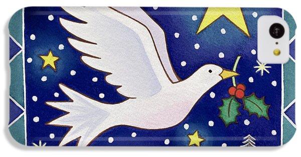 Christmas Dove  IPhone 5c Case