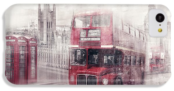 City-art London Westminster Collage II IPhone 5c Case