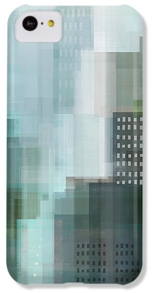 City Emerald IPhone 5c Case by Dan Meneely