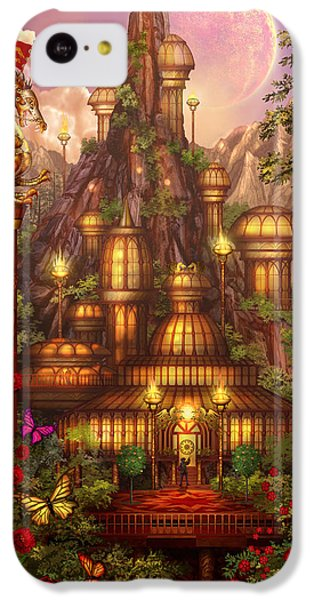 City Of Wands IPhone 5c Case