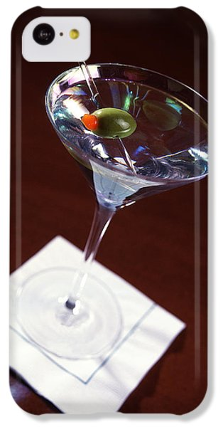 Classic Martini IPhone 5c Case by Jon Neidert