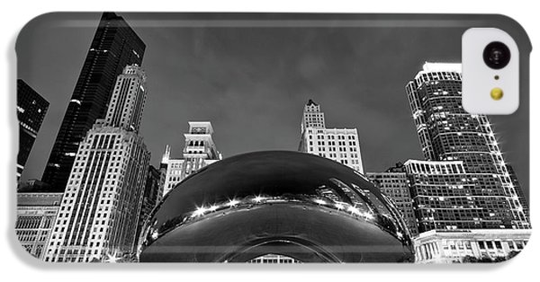 Cloud Gate And Skyline IPhone 5c Case