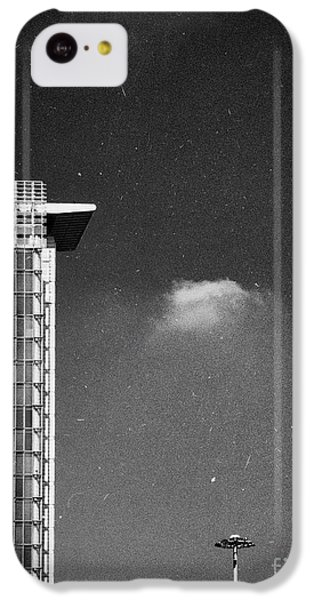 IPhone 5c Case featuring the photograph Cloud Lamp Building by Silvia Ganora