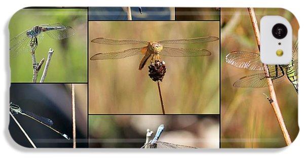 Collage Marsh Life IPhone 5c Case