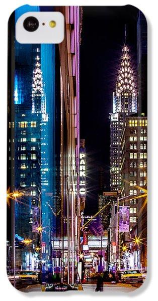 Color Of Manhattan IPhone 5c Case