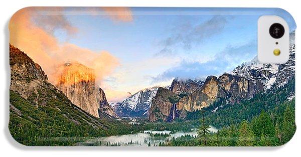 Colors Of Yosemite IPhone 5c Case by Jamie Pham