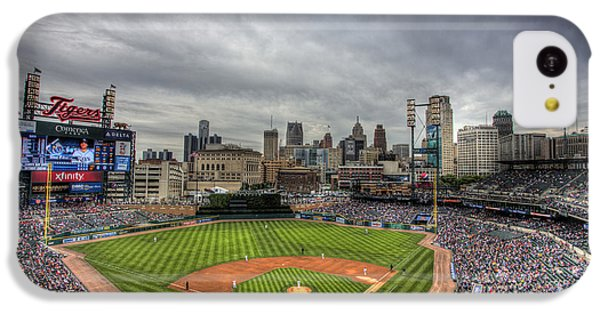 Comerica Park Home Of The Tigers IPhone 5c Case