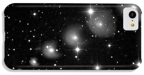 Comet 29p Schwassmann-wachmann IPhone 5c Case by Damian Peach