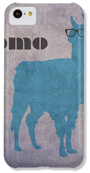 Como Te Llamas Humor Pun Poster Art IPhone 5c Case by Design Turnpike