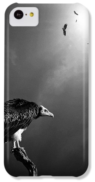 Conceptual - Vultures Awaiting IPhone 5c Case