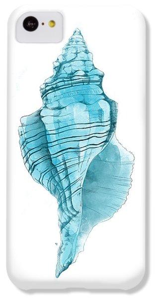 Beach iPhone 5c Case - Conch by Randoms Print