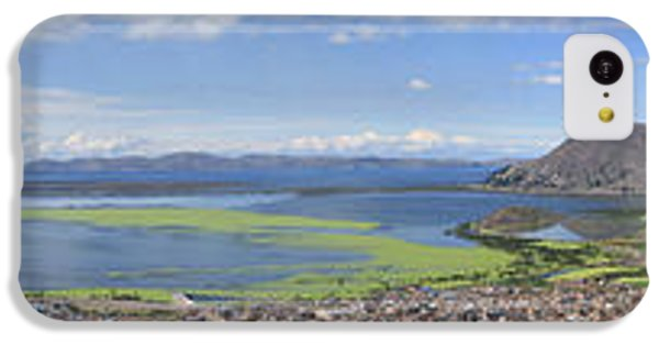 Condor iPhone 5c Case - Condor Hill, Puno, Peru by Panoramic Images