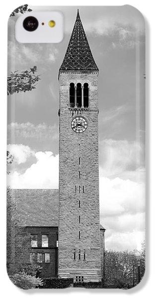 Cornell University Mc Graw Tower IPhone 5c Case by University Icons