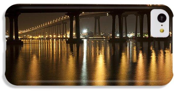 Coronado Bridge At Night IPhone 5c Case