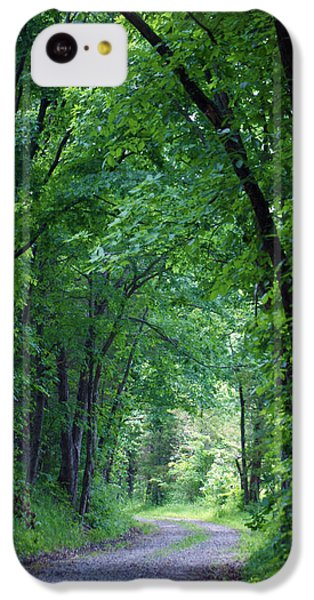 Cricket iPhone 5c Case - Country Lane by Cricket Hackmann