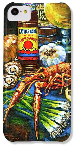 Crawfish Fixin's IPhone 5c Case