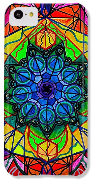 Swan iPhone 5c Case - Creativity by Teal Eye  Print Store