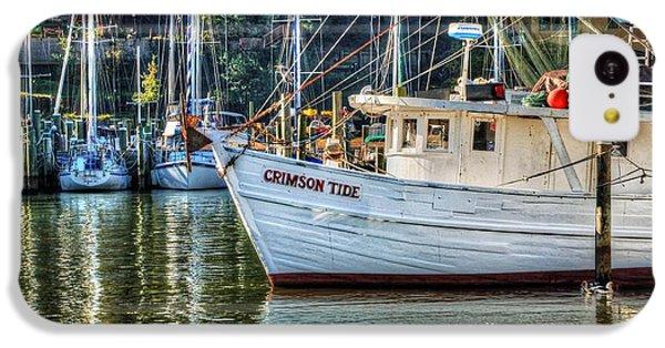 Crimson Tide In The Sunshine IPhone 5c Case