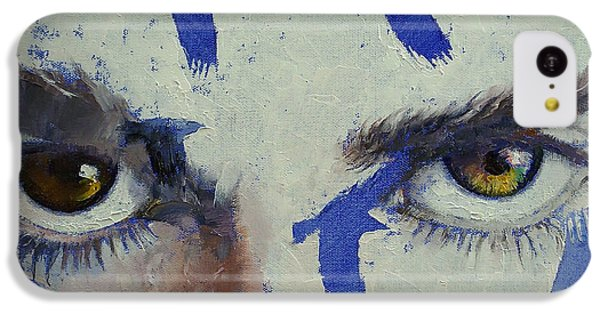 Crows IPhone 5c Case by Michael Creese