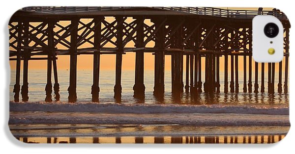 IPhone 5c Case featuring the photograph Crystal Pier by Nathan Rupert