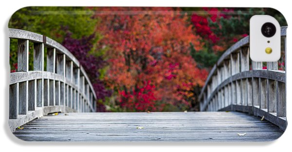 IPhone 5c Case featuring the photograph Cypress Bridge by Sebastian Musial